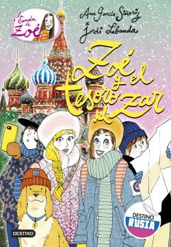 Zoé y el secreto del zar